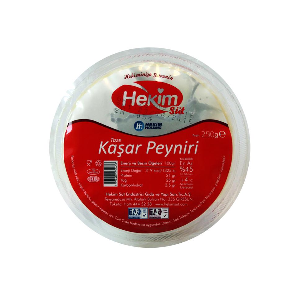 250gr Kaşar Peynir