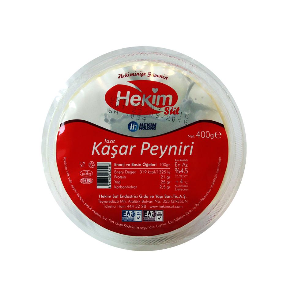 400gr Kaşar Peynir