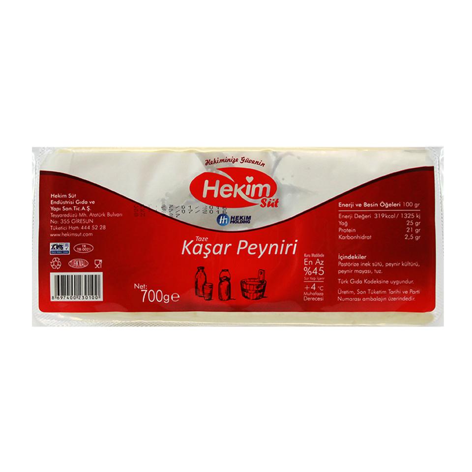 700gr Kaşar Peynir